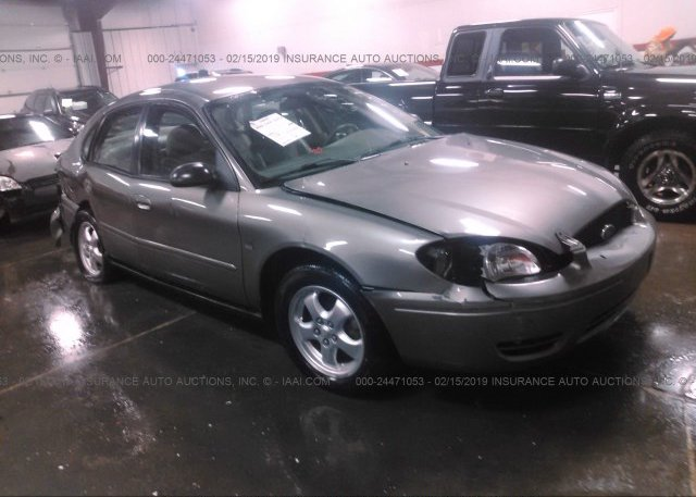 Inventory #569067301 2004 FORD TAURUS