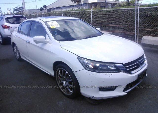 Inventory #127107720 2014 Honda ACCORD