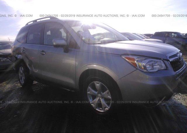 Inventory #403783770 2014 Subaru FORESTER