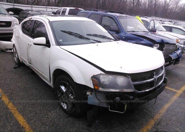 Inventory #107138191 2008 Dodge AVENGER