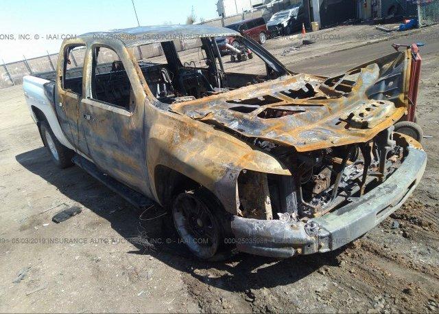 Inventory #705679378 2011 Chevrolet SILVERADO