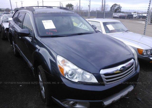 Inventory #736656460 2011 Subaru OUTBACK