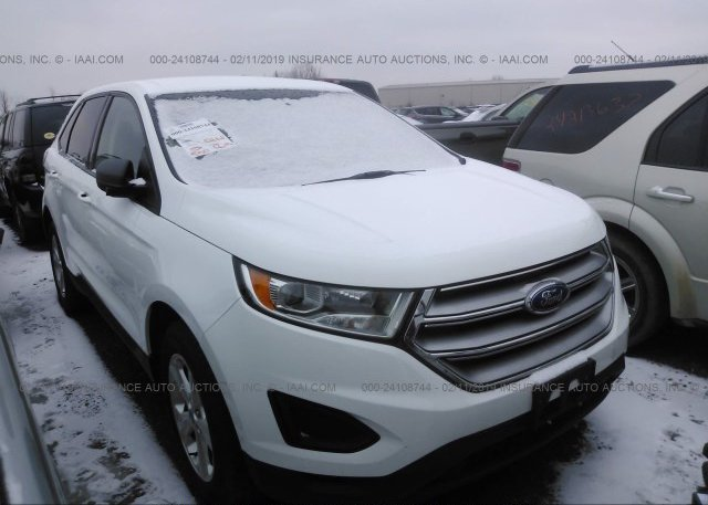Inventory #191632123 2016 FORD EDGE