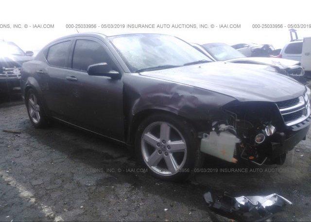 Inventory #409688430 2013 Dodge AVENGER