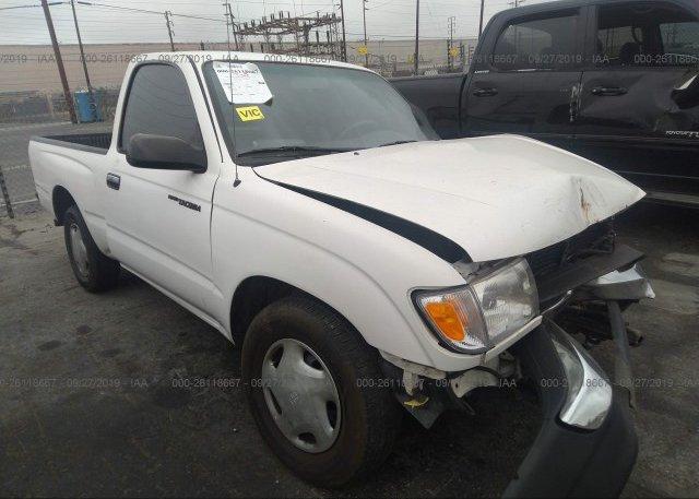 Inventory #121903853 2000 Toyota TACOMA