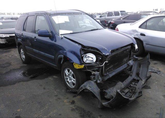 Inventory #354102923 2004 Honda CR-V