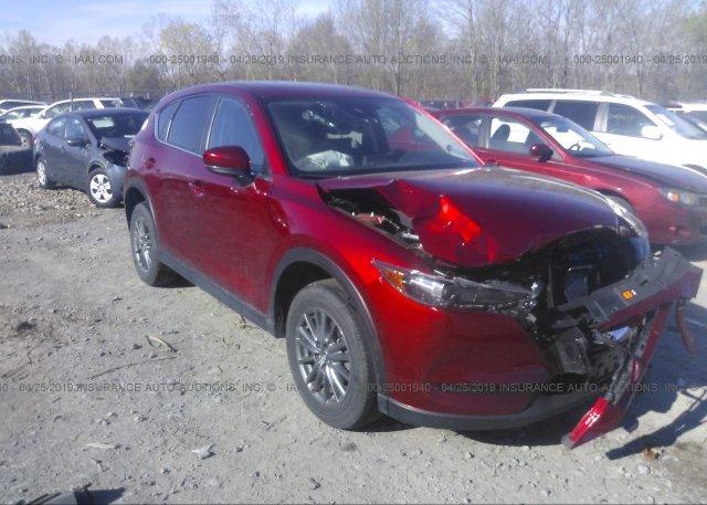 Inventory #534239900 2017 Mazda CX-5