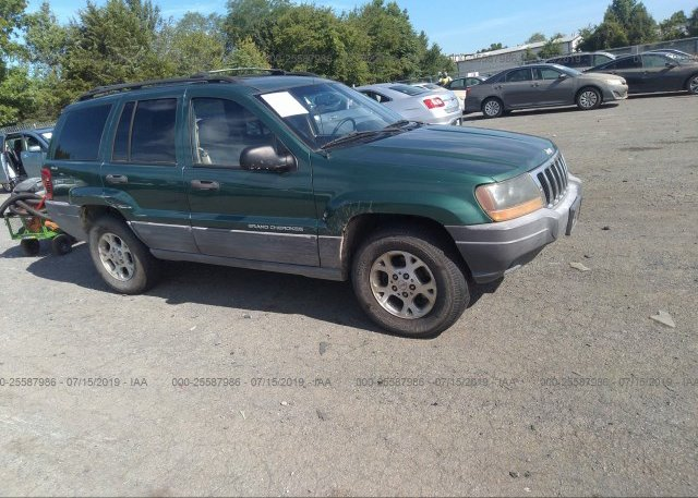 Inventory #229798481 1999 JEEP GRAND CHEROKEE