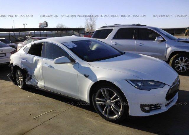 Inventory #742576331 2013 Tesla MODEL S