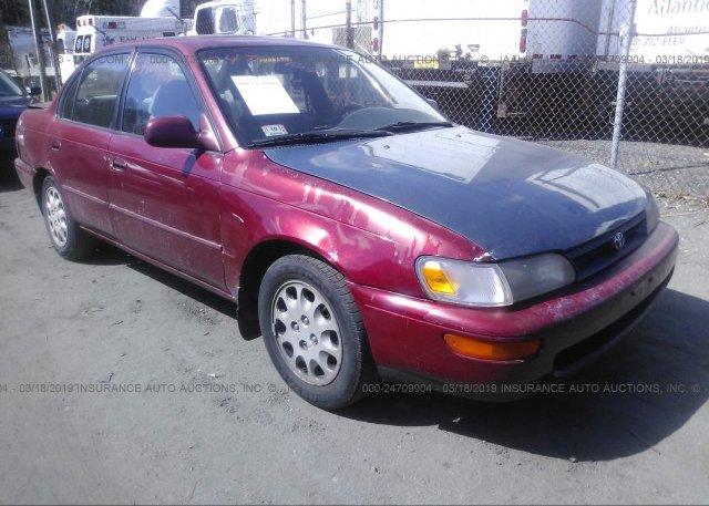 Inventory #222356603 1995 Toyota COROLLA