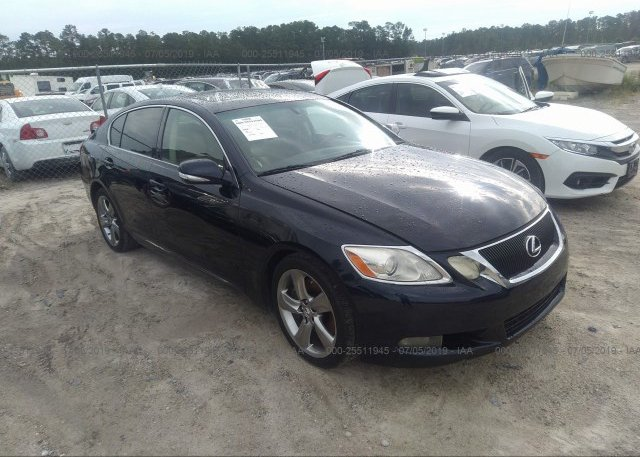 Inventory #339547100 2008 Lexus GS