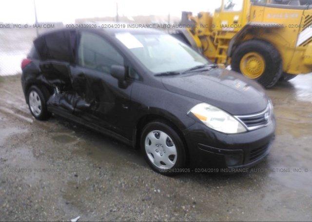 Inventory #801411583 2012 Nissan VERSA