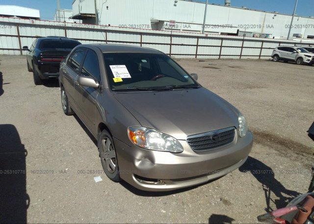 Inventory #789265360 2007 Toyota COROLLA