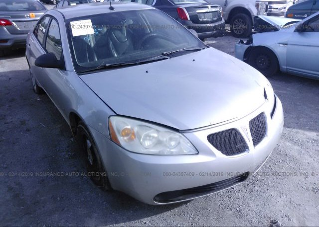 Inventory #296129656 2008 Pontiac G6