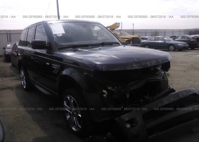 Inventory #878446230 2012 Land Rover RANGE ROVER SPORT