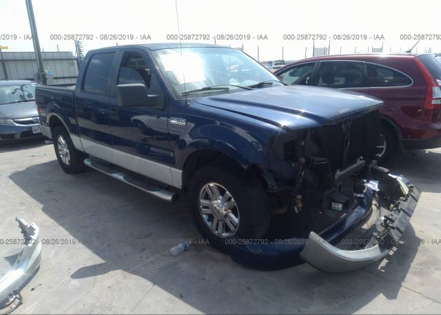 Inventory #316916572 2007 FORD F150
