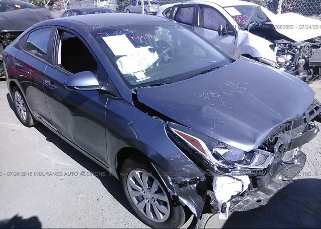 Inventory #688237477 2018 Hyundai ACCENT