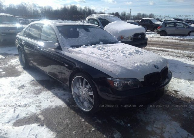 Car Auctions Ny >> Wbahn83567dt71660 Salvage Bmw 750 At Cicero Ny On Online