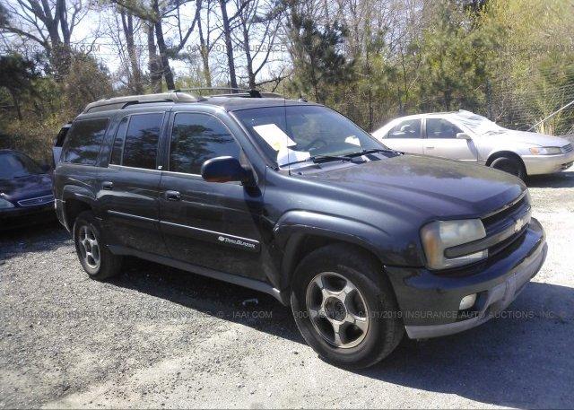 Inventory #889431546 2004 Chevrolet TRAILBLAZER