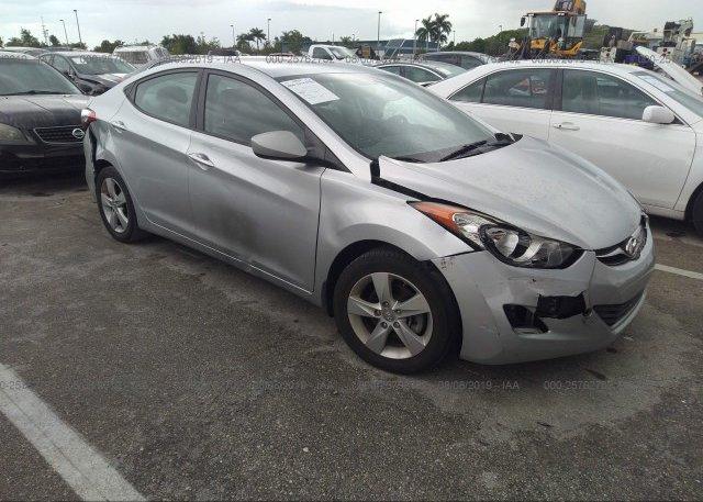 Inventory #766479399 2013 Hyundai ELANTRA