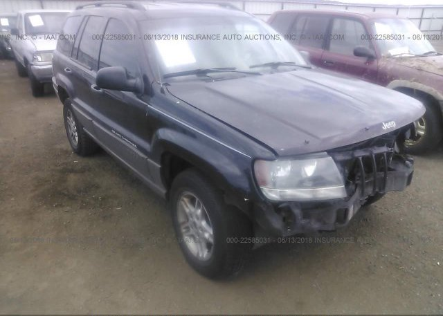Inventory #823606587 2004 JEEP GRAND CHEROKEE