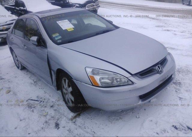 Inventory #187301166 2005 Honda ACCORD
