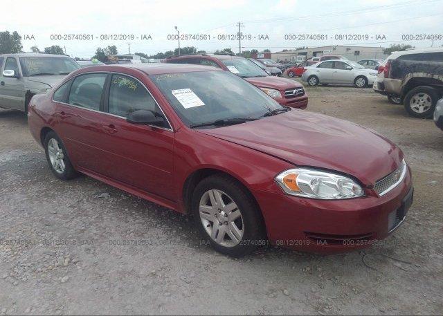 Inventory #754005663 2013 Chevrolet IMPALA