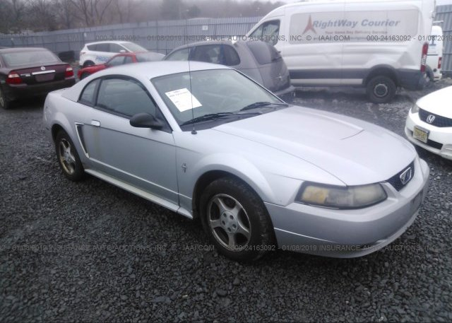 Inventory #536303746 2003 FORD MUSTANG