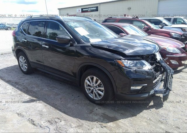Inventory #509108715 2017 Nissan ROGUE