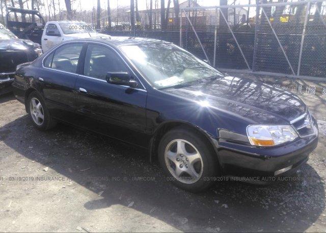 Inventory #106862520 2003 Acura 3.2TL