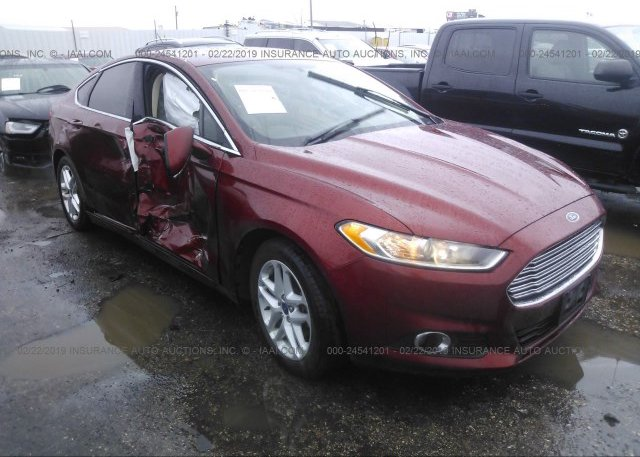 Inventory #711723050 2014 FORD FUSION