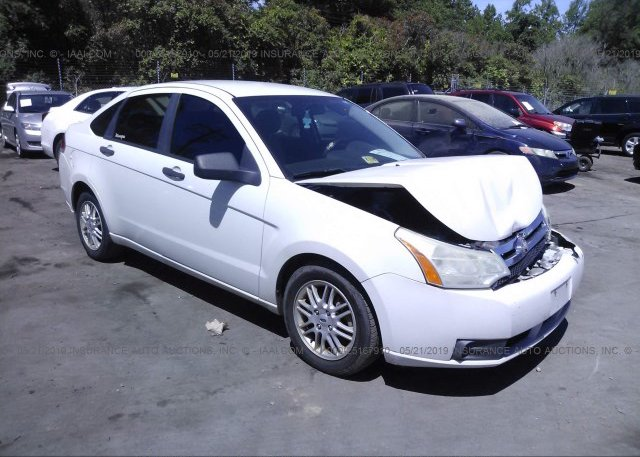 Inventory #337275697 2009 FORD FOCUS