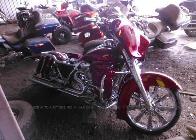 Inventory #733921645 2008 Harley-davidson FLHX