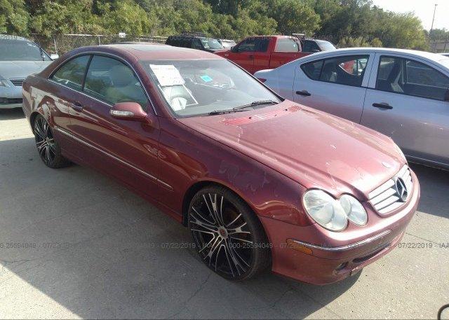 Inventory #939057020 2004 Mercedes-benz CLK