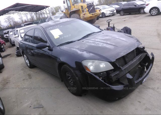 Inventory #781818796 2006 Nissan ALTIMA