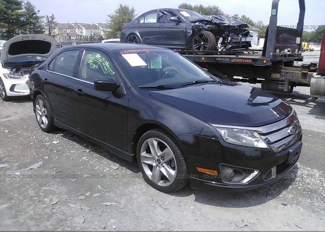 Inventory #178162627 2012 FORD FUSION