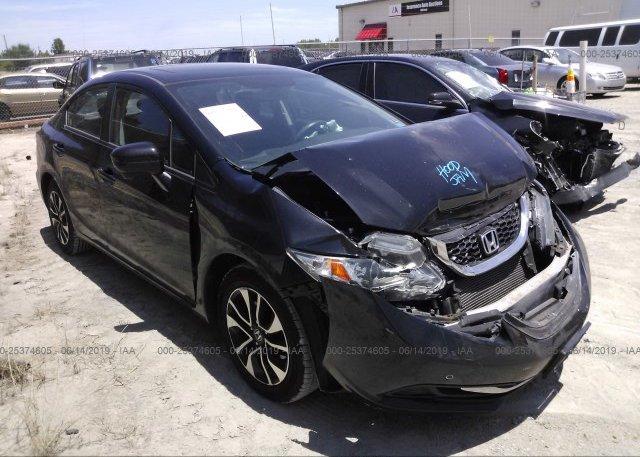 Inventory #522561916 2014 Honda CIVIC