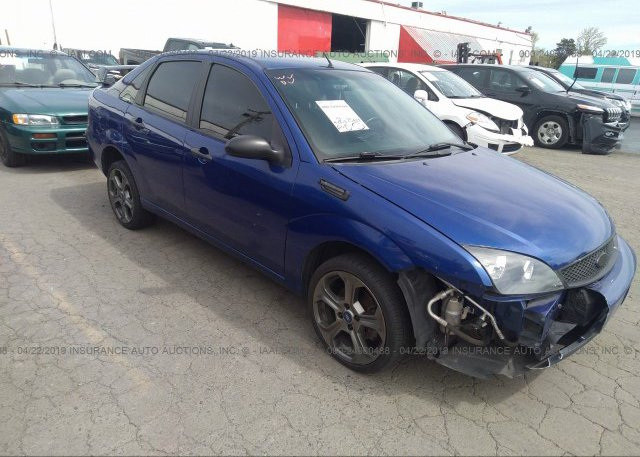 Inventory #336325060 2006 FORD FOCUS