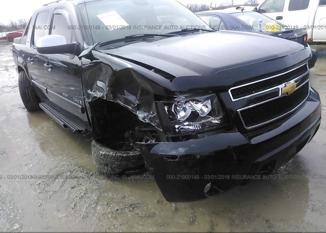 Inventory #133817228 2007 Chevrolet AVALANCHE