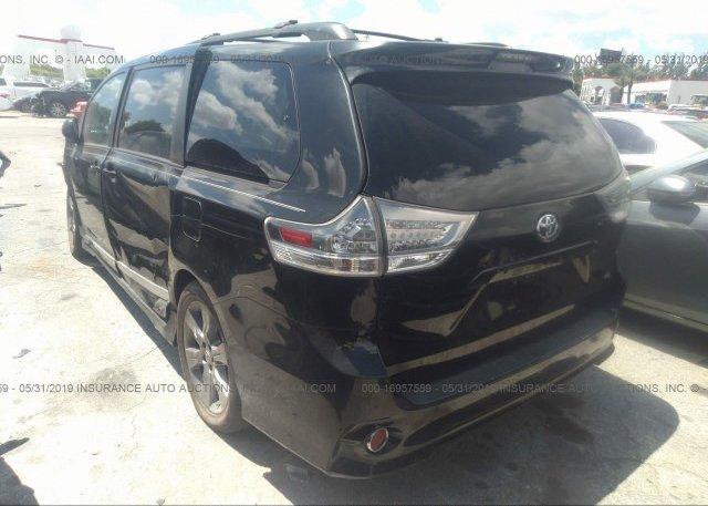 2012 Toyota SIENNA - 5TDXK3DC3CS200242