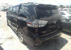 2012 Toyota SIENNA - 5TDXK3DC3CS200242 [Angle] View