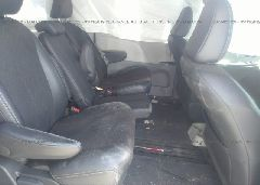 2012 Toyota SIENNA - 5TDXK3DC3CS200242 front view