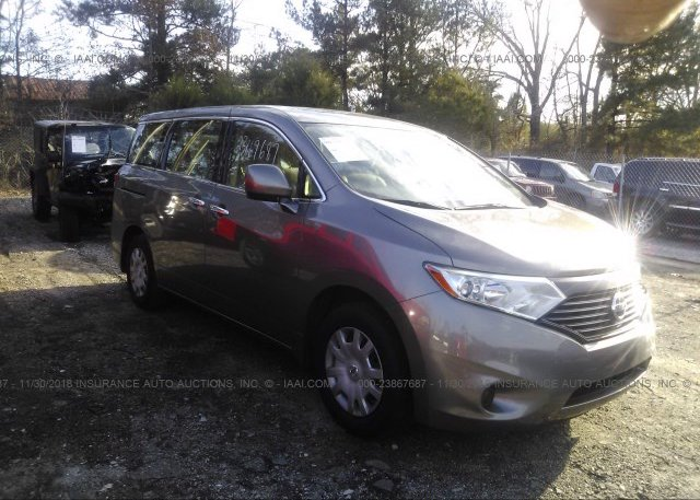 Inventory #646095114 2014 Nissan QUEST