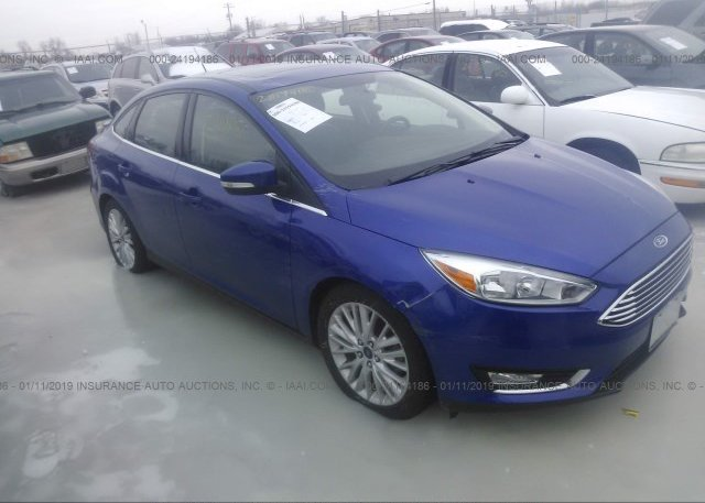 Inventory #539389899 2015 FORD FOCUS