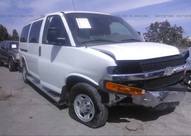 Inventory #142284294 2014 Chevrolet EXPRESS G3500