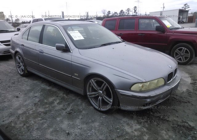 Inventory #855048514 1998 BMW 528
