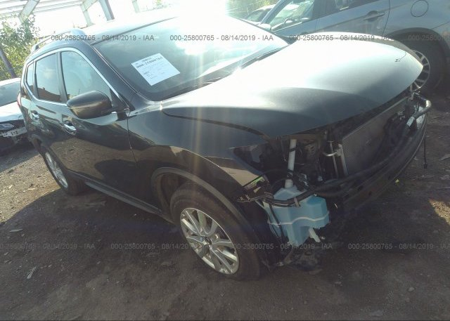 Inventory #163046115 2017 Nissan ROGUE