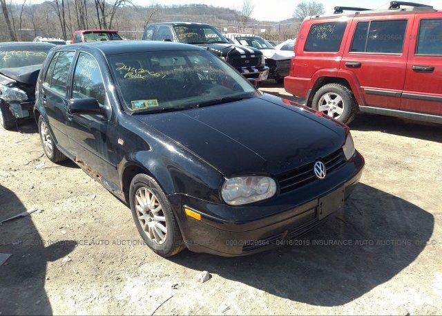 Inventory #588254406 2004 Volkswagen GOLF