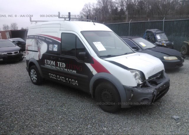 Inventory #829886232 2012 FORD TRANSIT CONNECT