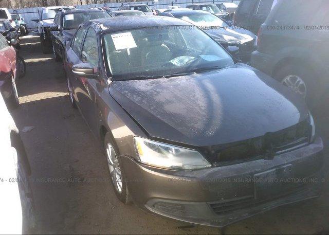 Inventory #353370956 2012 Volkswagen JETTA